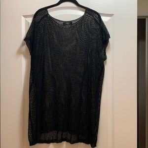 LF Millau Fishnet Dress